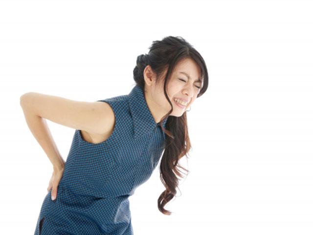 生理前と妊娠の腰痛の違い