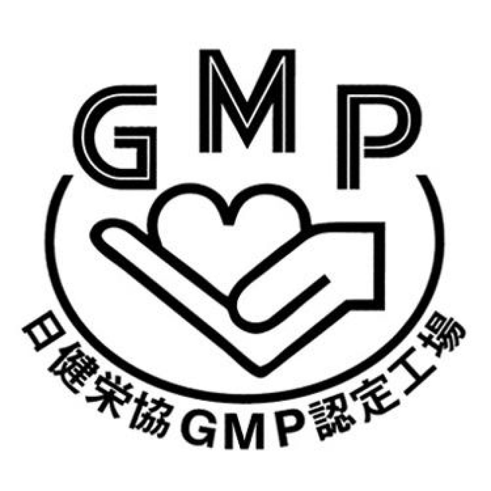葉酸サプリ GMPマーク