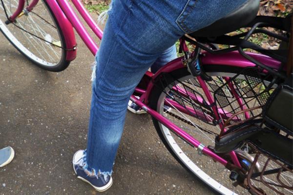 妊娠初期 自転車