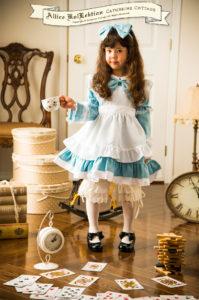 女の子の憧れハロウィンドレス