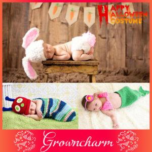 赤ちゃんハロウィン仮装