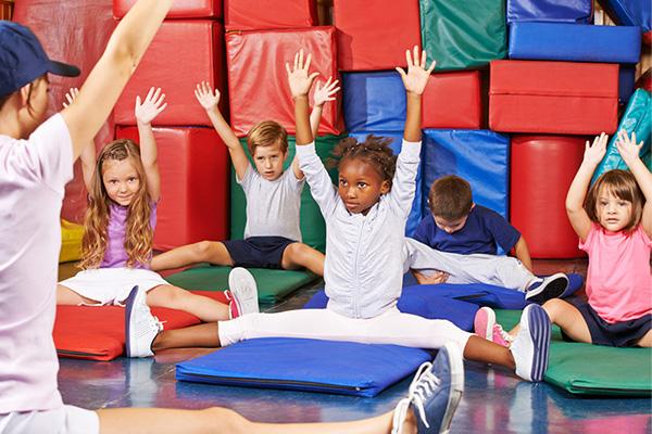 幼稚園 習い事 体操