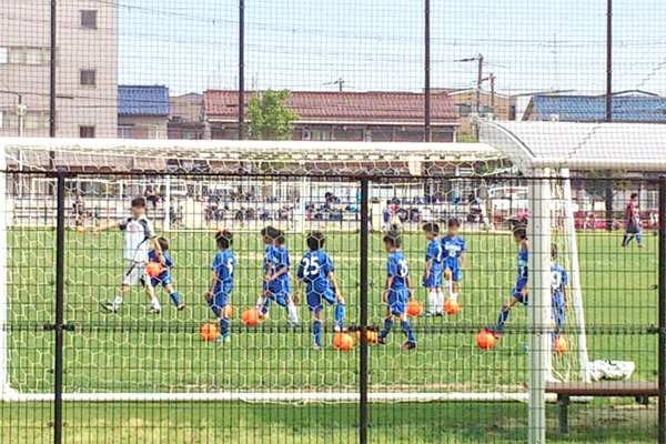 サッカースクール 幼稚園習い事