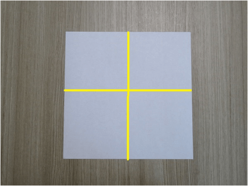 折り紙で作るクリスマス