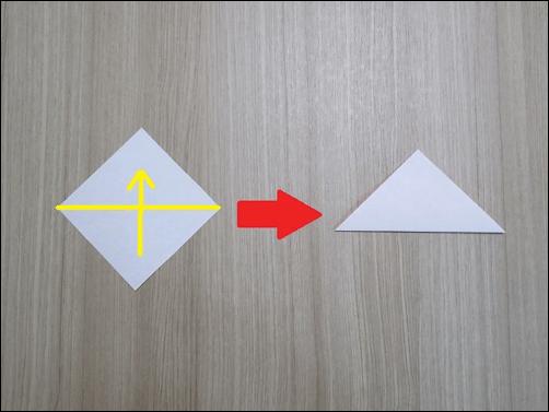 折り紙で作るクリスマス3