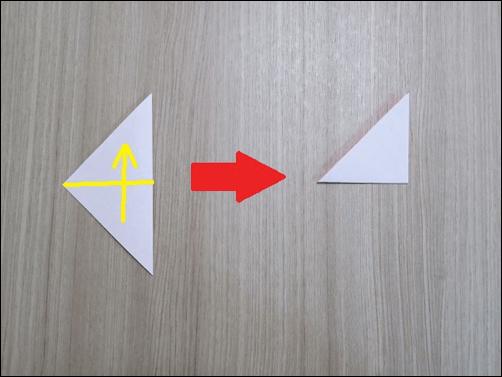 折り紙で作るクリスマス4