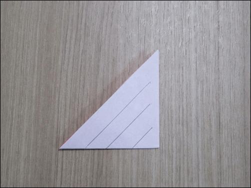 折り紙で作るクリスマス5