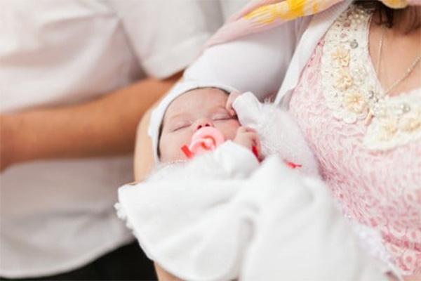 ママと赤ちゃん退院時の服装は?