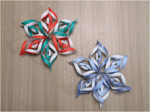 折り紙で作るクリスマス15